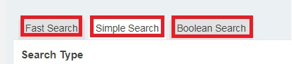 検索3種類